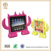 Kids Children Protective lovely design for shockproof iPad mini 2 silicon case