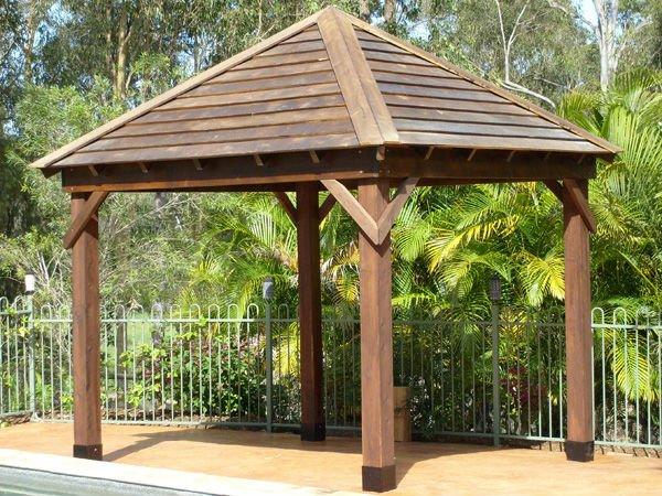 Modern gazebo buy garden gazebo product on - Construire un gazebo ...