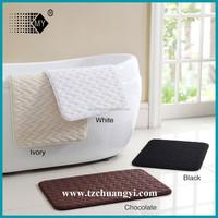 super soft memory foam bath mat