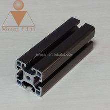 Customized Shapes Aluminium Extruded /1mm-2mm thicness small aluminium profiles/powde coating Aluminium Profiles