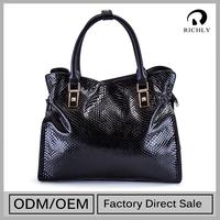 Best Selling Customized Design Custom Made Italian Leather Bag Wholesale