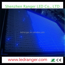 continuous led Light Strip, Photon LED Hoop,LED Helix hoop flow