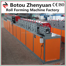 Selling High Quality Automatic Color Steel Roller Shutter Door Roll Forming Machine/rolling slats