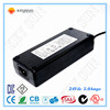 good quality 24 volt switching adapter 24v 5a power supply 3 years warranty