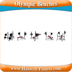 price of Olympic Weight Decline / Incline bench press chest exercise equipment