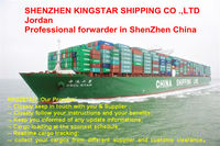 Clothings competitive sea freight rates to VAN HOA from china