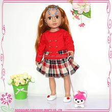 Custom 18'' doll toy,small doll toys,popular fashion doll toy