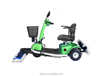 3 Wheel Automatic Floor Cleaning Machine