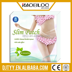 Chinese Slimming Patch With 100% Herbal Extracts