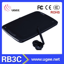 Tablet digitizer Ugee RB3C 9 inch Black/Chocolate color cheap animation pen tablet