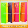 (BLF-PB818)Wine paper gift bag
