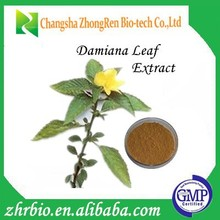 Female Sex Enhancement Mexican Damiana Leaf Extract 5:1, 10:1,20:1