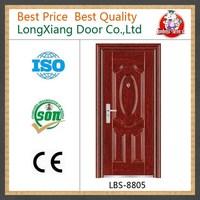 LBS-8805 Apartment cheap steel door, Economical steel door