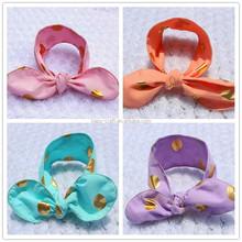 Wholesale baby headband manufacturer kids bow headbands accessories