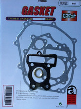factory whole sale high quality BAJAJ BOXER BM100 gaskets set for motorcycle scooter atv go kart tricycle and dirt bike