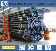 China dom tubing/oil pipeline tubing used in oil and gas fields