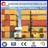 Low Shrinkage Modified Fatty Amine Curing Agent DG7330 for High Solid Content Coating