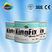 hot best sell yellow color fast drying putty