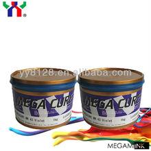 [Importer]Latest MEGAMI MW43# UV offset printing Ink