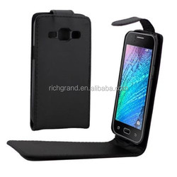 For Samsung galaxy J1 SM-J100F 4G pu leather magnetic flip case skin cover