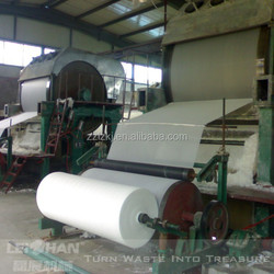 Good price Stable Performance Toilet Tissue Production Line for Paper Industry