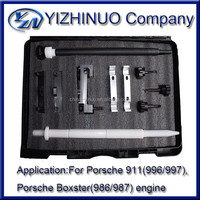 YN auto tool kits for Porsche 911( engine code 996/997) Porsche Boxster (engine code 986/987) camshaft timing tool
