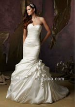 Hot! New Arrival Lovely Cute Sexy Little Mermaid Wedding Dress For Bridal 2013