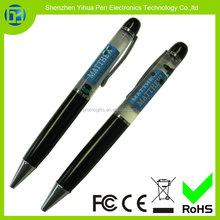 Metal Liquid Pen with Custom 3D Floater,Metal aqua floating pen with customized floater