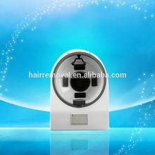 Hot!Portable Magic Mirror 3D/Wood Lamp Skin Analyzer