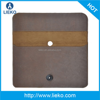 Genuine Cow Leather case for iPad 5/air