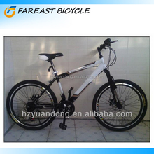 21 Speed Disc Brake Mountain Bicycle 24 Inch Suspension For Man China Supplier OEM Manufacturer