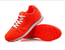 Wholesale mesh sneakers fashion women running shoes