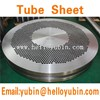 Tube Sheet and Baffle Plate used for Heat Exchanger,Pressure Vessel