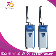 10600nm Fractional CO2 laser - Scanner type/Face Use and Gel Form Age spot - Pigmentation Treatment