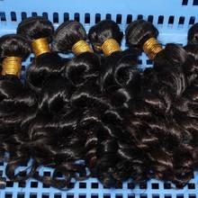 AAAAA 100% virgin high quality brazlian human hair wholesale price Body,Natural,Deep ,Spring ,Kinky curly and Straight hair