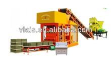 Factory price!Auto Concrete Hollow Block Making Machine QTJ4-26 2013 new type