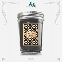 customized wholesale branded scented candles