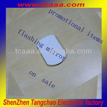 Eco-friendly promotional flashing mirrors usb flash drive