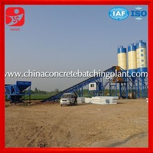 Small Manufacturing Plant Concrete Batching Plant Design Layout