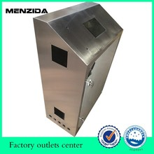 manufacturer produce stainless steel metal chassis