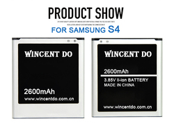 small size with high capacity battery for samsung Galaxy S4 i9508 i9500