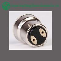 Iron tin-soldering lamp holder B22 cap
