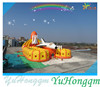 2014 New Design Airplane Inflatable Amusement Park for Sale