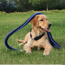 huge dog traction rope leash dog rope