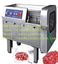 automatic meat dicer machine/meat cube cutting machine /+8615621096735