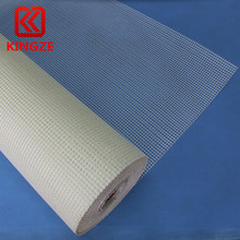 145g 4 x 4mm white alkali resisitant and corrosion resistance features fiberglass mesh netting for USA