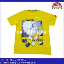 garments factories in china for t-shirt