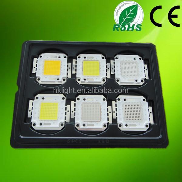china supplier epistar bridgelux chip 100w high power led diode 10000K