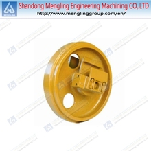 Excavator Undercarriage Front Idler Pulley