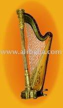 Instrumentos musicais, Harps